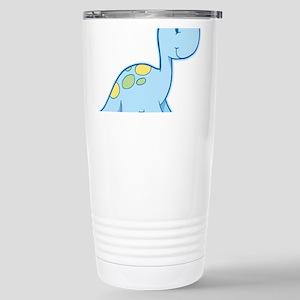Cute Baby Dinosaur Travel Mug