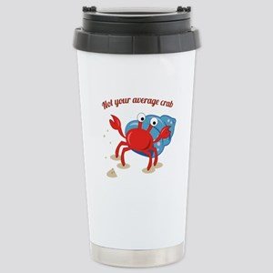 Average Crab Travel Mug