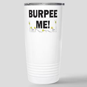 Burpee Me Travel Mug