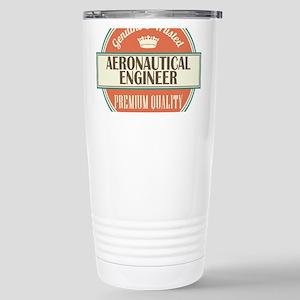 Aeronautical Engineer Stainless Steel Travel Mug