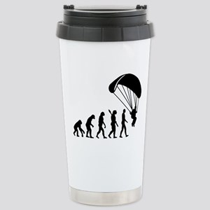 Evolution Skydiving Stainless Steel Travel Mug