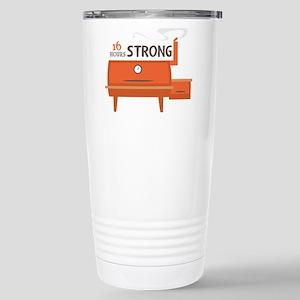 16 Hours Strong Travel Mug
