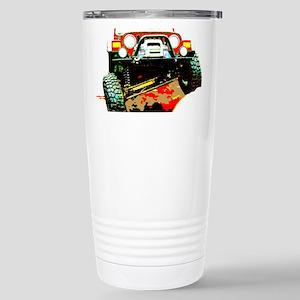 Jeep rock crawling Mugs
