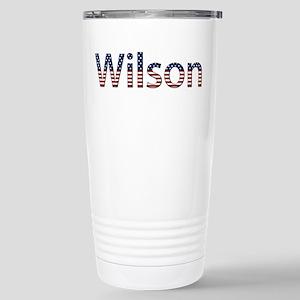 Wilson Stars and Stripes Stainless Steel Travel Mu