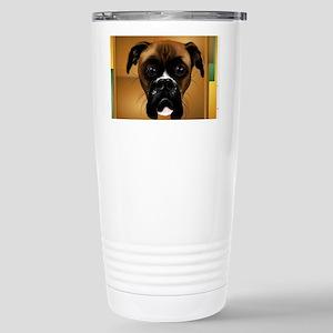 Handsom Boxer-5000 Stainless Steel Travel Mug