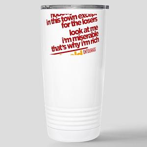 Ari Nobody's Happy Entourage Travel Mug
