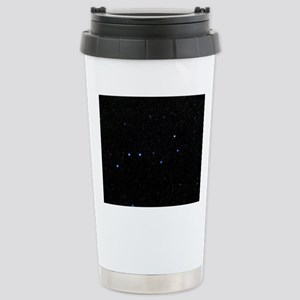 The Plough asterism in  Stainless Steel Travel Mug