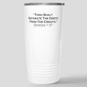 Credits / Genesis Stainless Steel Travel Mug