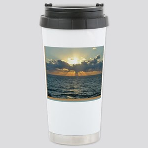 psalm3016x20 Stainless Steel Travel Mug