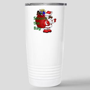 secure the bag santa Mugs