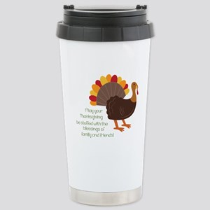 May Your Thanksgiving Travel Mug