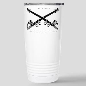 US Cavalry Travel Mug