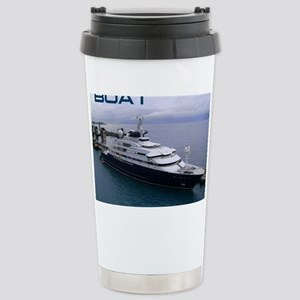 boat cover Stainless Steel Travel Mug