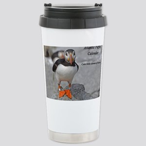 calendar    dec   cover Stainless Steel Travel Mug