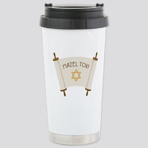 MAZEL TOV! Travel Mug