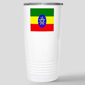 Flag of Ethiopia Mugs