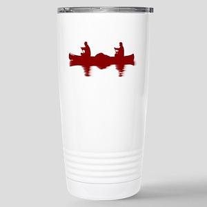 RED CANOE Stainless Steel Travel Mug
