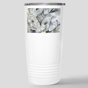 Family Stainless Steel Travel Mug