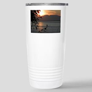 Alaska Sunset  Stainless Steel Travel Mug