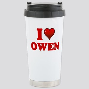 I love Owen Mugs
