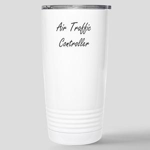 Air Traffic Controller Stainless Steel Travel Mug