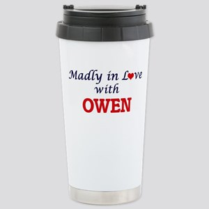Madly in love with Owen Stainless Steel Travel Mug