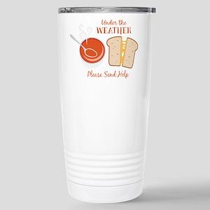 Please Send Help Travel Mug
