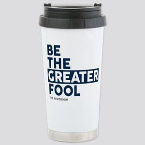 The Newsroom: The Great Stainless Steel Travel Mug