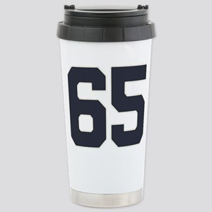 65 65th Birthday 65 Yea Stainless Steel Travel Mug
