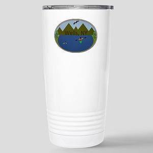 16 oz Stainless Steel Travel Mug