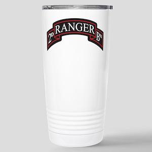 2D Ranger BN Scroll Stainless Steel Travel Mug