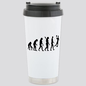 Evolution Handball Stainless Steel Travel Mug
