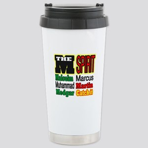Great Black leaders Stainless Steel Travel Mug