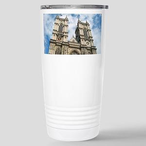 Westminster Abbey Stainless Steel Travel Mug
