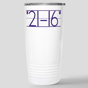 JMU 21-16 Stainless Steel Travel Mug