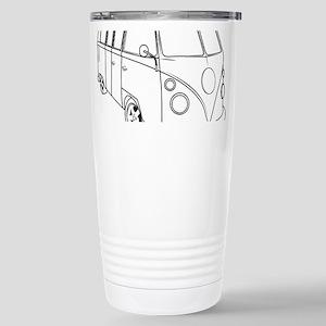 70s Van Stainless Steel Travel Mug