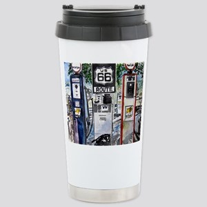 route_66 Stainless Steel Travel Mug