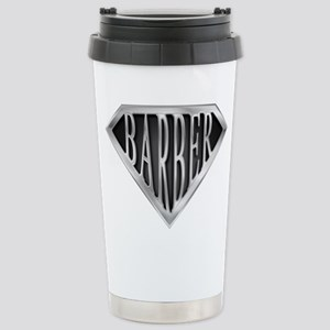 SuperBarber(metal) Stainless Steel Travel Mug