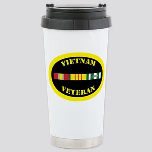 vietnam-oval-0-1 Stainless Steel Travel Mug
