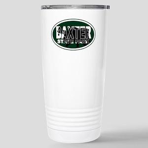 Baxter Oval Stainless Steel Travel Mug