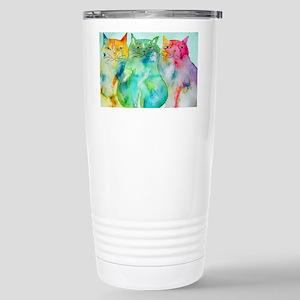 Haleiwa Cats 250 Stainless Steel Travel Mug