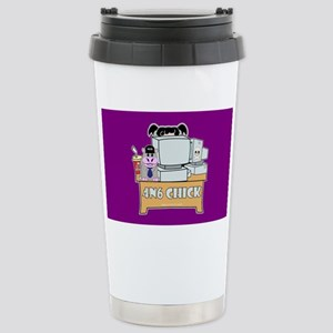 NCIS Abby Stainless Steel Travel Mug