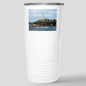 SanFrancisco_18.8x12.6_ Stainless Steel Travel Mug
