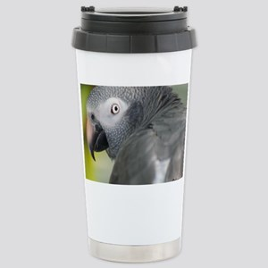 The Timothy African Gre Stainless Steel Travel Mug