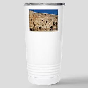 Western Wall (Kotel), Jerusalem Stainless Steel Tr