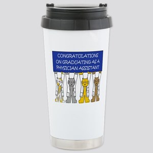 Physician Assistant Graduation Congratulation Mugs