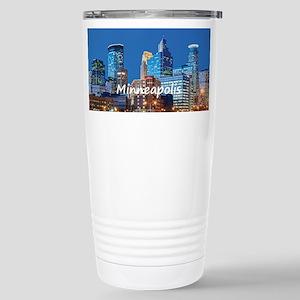 Minneapolis Stainless Steel Travel Mug