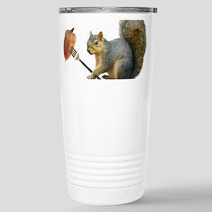 Squirrel Acorn Fork Mugs