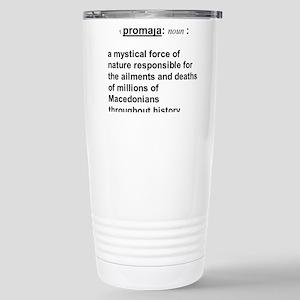 Promaja Stainless Steel Travel Mug