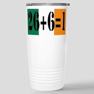 Irish pride Stainless Steel Travel Mug